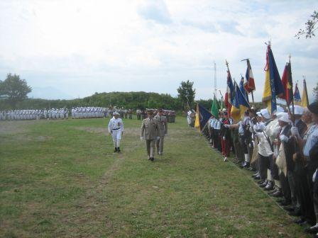 French mountain soldier day 2011